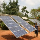 Solar power for the poor: facts and figures
