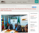 Sustainable Tourism, Development the Focus of New AWF Partnership