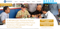 To #EndHunger, Farmer-to-Farmer Volunteers Support Feed the Future Initiatives in Bangladesh Through Technical Expertise