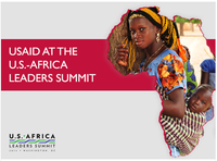 U.S.-Africa Leaders Summit 2014: Get the highlights and see USAID's involvement