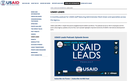 USAID Leads